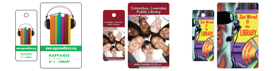 Teens Library Cards